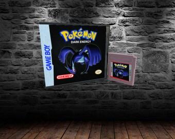 Pokemon Dark Energy - All New Pokemon Adventure RPG - GB - Pokemon Silver