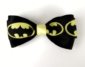 Batman Medium hair/dog bow tie