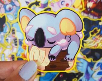 Komala Sticker