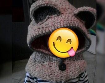 Bear small kids Hoodie