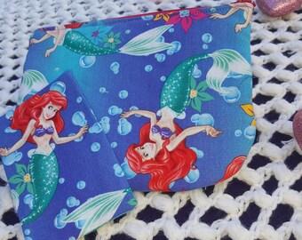 Ariel Cosmetic bag- tissue holder