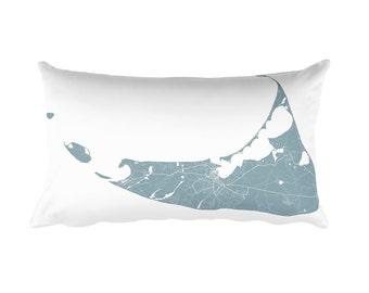 Nantucket Pillow, Nantucket Decor, Nantucket Throw Pillow, Nantucket Gift, Nantucket Map, Nantucket Art, Nantucket MA, Nantucket Cushion