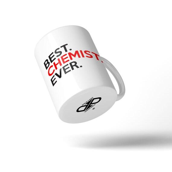 Best Chemist Ever Mug - Gift Idea