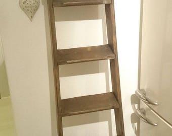 Vintage Jones Patent Ladder
