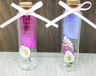 Wedding Invitation-keepsake gift-Wedding-Bridal Party-Family-Children-card-memory