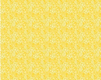 Riley Blake Fresh Market Lemons Print