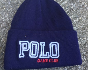 vintage polo hats for sale