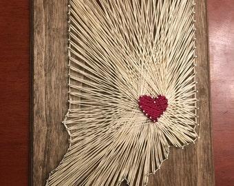 String Art Indiana