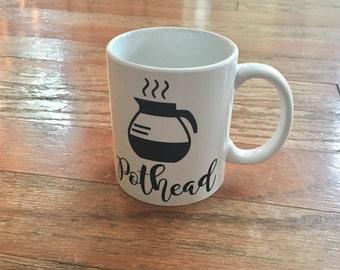 PotHead Coffee Cup 11oz