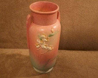 Vintage Roseville Pottery Ixia 862-10 Vase from 1937