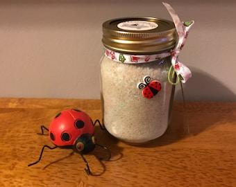 Heavy Head Bath Salt 16 oz jar