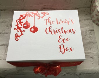 Personalised - Christmas Eve Box - Style 1