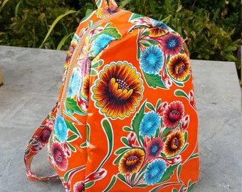 Backpack flower