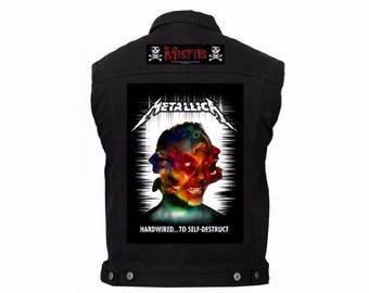 Metalworks 'Metallica & Misfits' Battlejacket