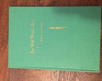 Antique book: Not with words alone