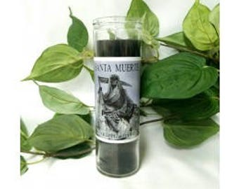Santa Muerte Spiritual Candle, Lady of the Death