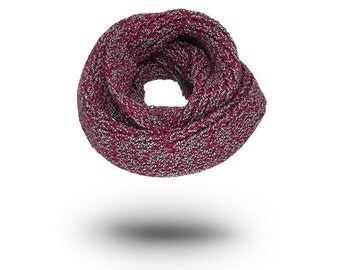 Mens winter Scarf Pure Melange