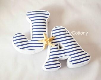 Pillow, Alphabet Letters, Alphabet Letter, Initial letter, Initials letters, Fabric Letters, Alphabet Pillows, Alphabet Pillow, Cushion