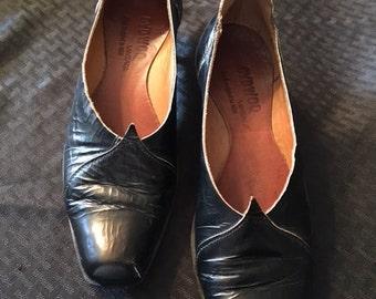 Vintage Cydwoq Gulf Heel