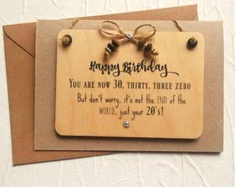 Funny 30th birthday Etsy