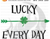SVG Cutting File, St. Pat...