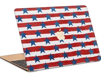 Stars and Stripes Macbook Case