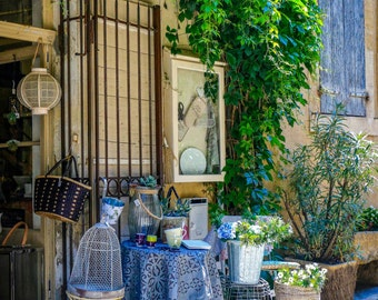 Provence Shop Front