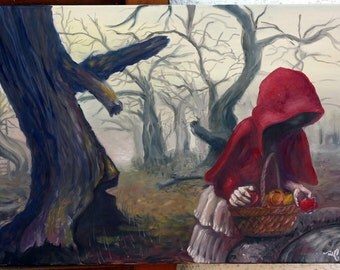 Red Riding Hood FREE SHIPPING