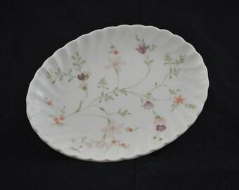 Wedgwood Bone China Oval Plate