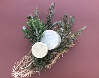 bar of SOAP with Rosemary, decorative