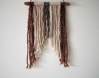 "Yarn Tapestry - ""Bangs"" (Mini Size)"