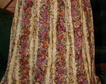 Handmade Old-Fashioned Apron 1/2 length