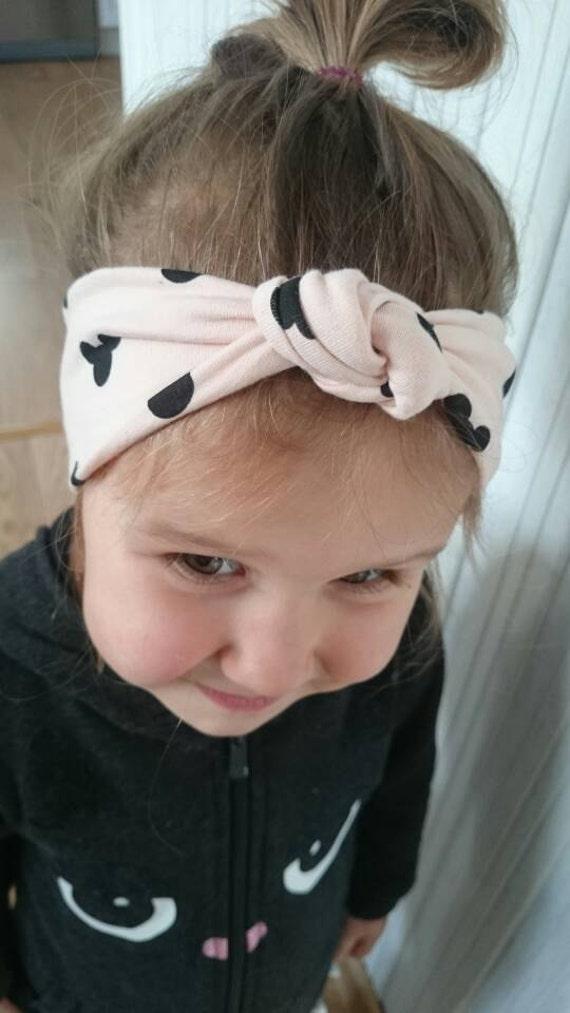 Baby Twisted Headband, Baby Ear Warmer Headband, Baby Topknot, Baby Head Wrap, Baby Twisted Ear Warmer Headband