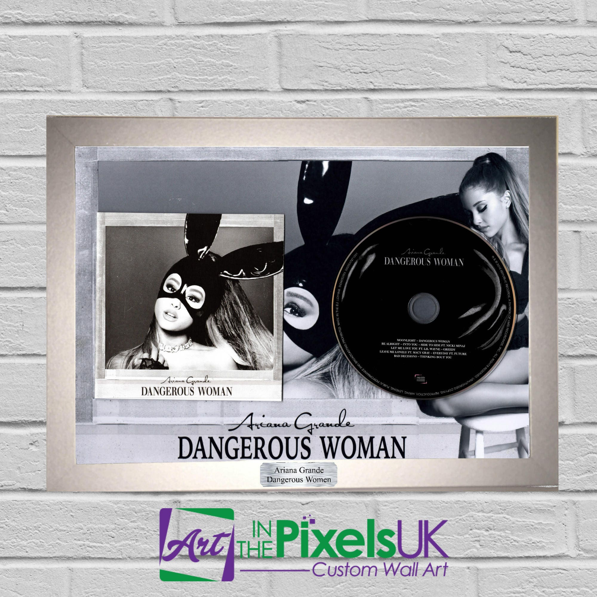Google themes ariana grande