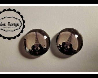 Your favorite earrings – cabochon