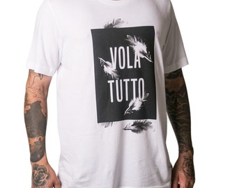 Volatutto feather t-shirt man