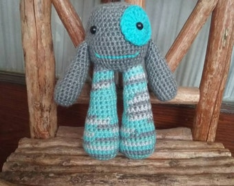 Monster plushie, amigurumi, monster amigurumi, crochet monster, amigurumi doll, monster stuffie