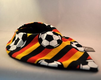 Slobber cloth football