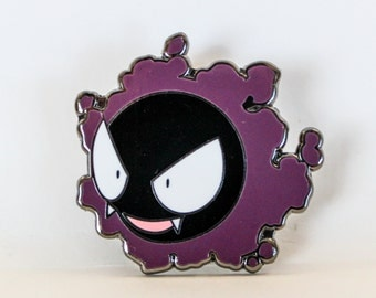 Gastly Lapel Pin