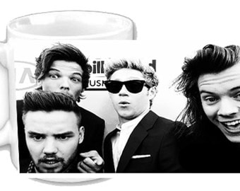 B/W ONE DIRECTION Mug