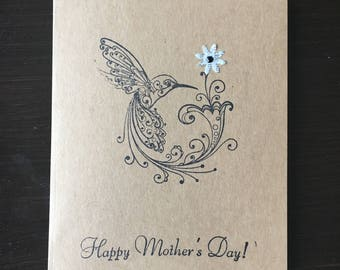Happy Mother's Day, Mother's Day, handmade cards