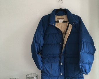 Late 1970s REI Puffer Down Jacket