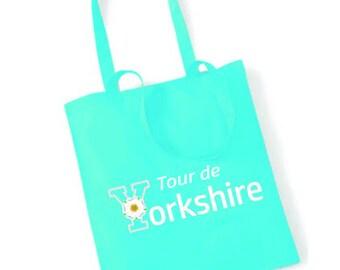 Tour de Yorkshire Cotton Shopper