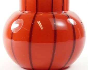 Loetz Crystal / Glass - Michael Powolny Squat Vase