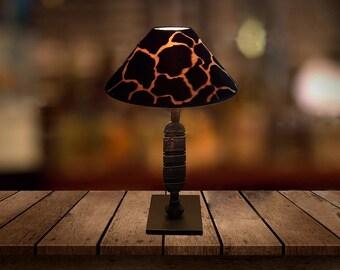 Lamp berbapic