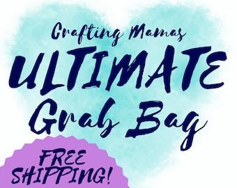 ULTIMATE Junk Journal Crafting Surprise Grab Bag