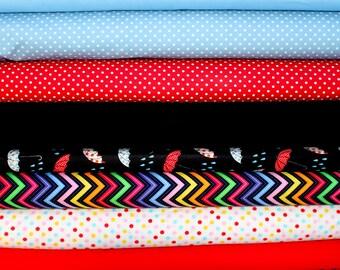 Rainy Days Fabric Fat Quarter Collection