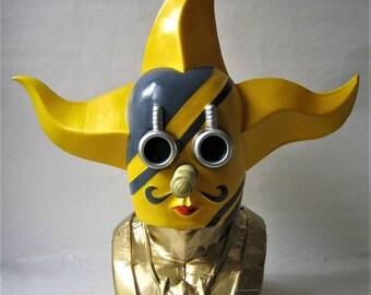 Mysterious Big nose man Mask