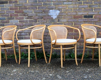 Thonet August Chairs B9