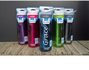 Personalized Camelbak Water Bottle ~ Custom Water Bottle ~ Custom Camelbak ~ Camelbak with Custom Name ~ Gift ~ Water Bottle ~ Made to Order
